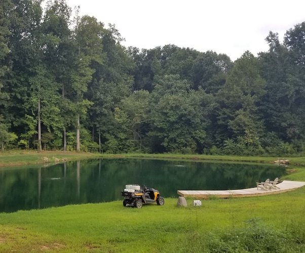 Pond Lake Management Pond and Lake Aeration