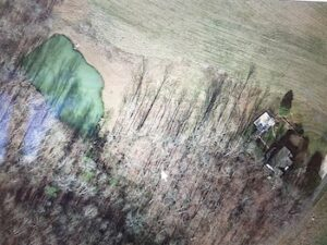 Pond Aerial Mapping for Aeration Diffuser Placement