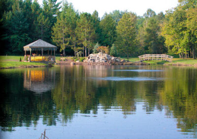 Pond Aeration and Water Works by Pond Lake Management