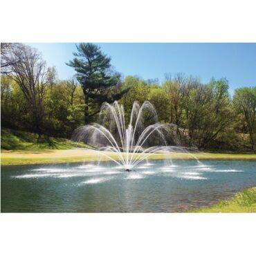 Mighty Oak Fountain Pattern