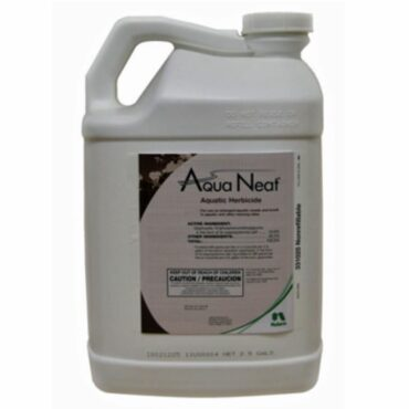 AquaNeat is a water soluble liquid that readily mixes with water and non-ionic surfactants to be applied as a foliar spray for the control or destruction of many herbaceous and woody plants.