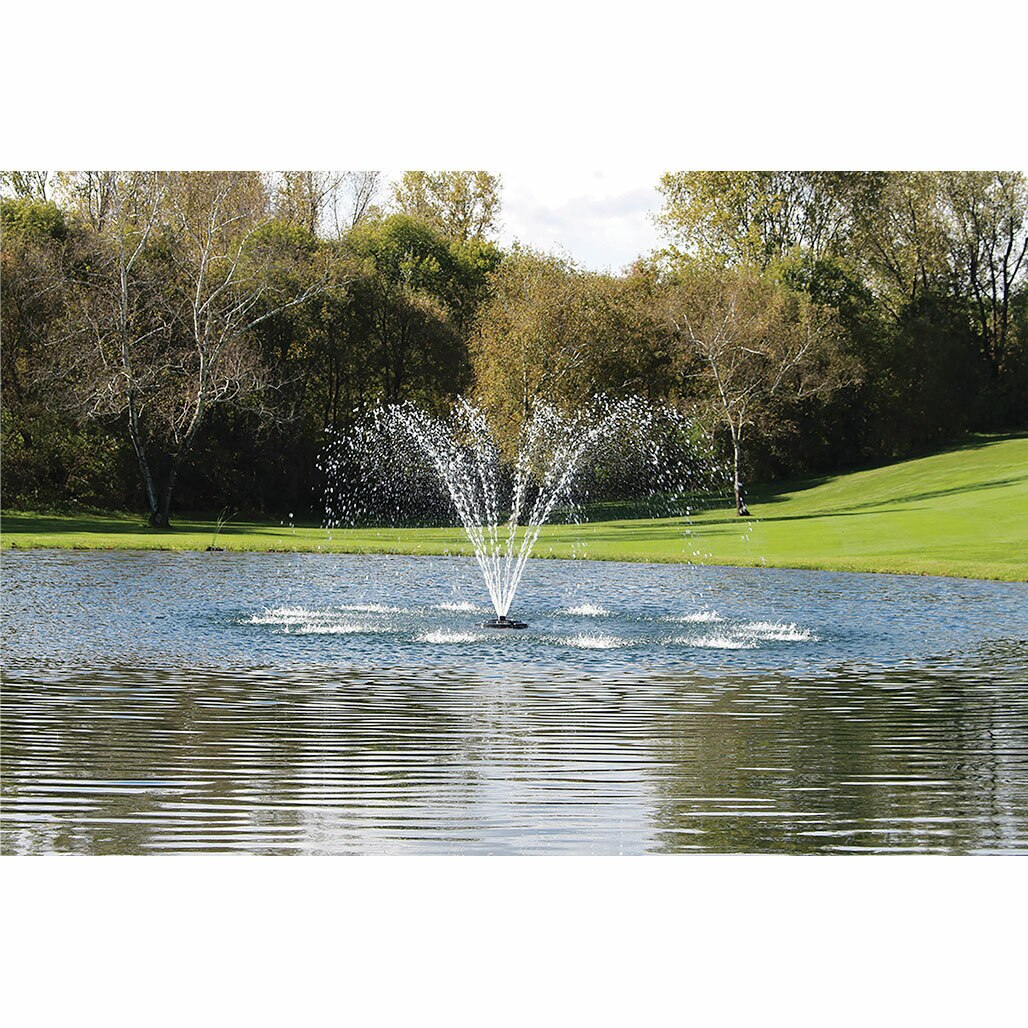 Cypress Fountain Nozzle Pattern