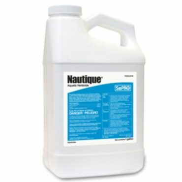 Nautique is a fast-acting, economical herbicide that provides localized control of nuisance and exotic plants.