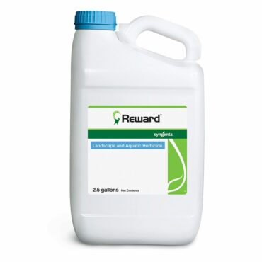 Reward is a fast acting herbicide and algaecide that desiccates plant tissue on contact. Reward stops plant photosynthesis within minutes depending on conditions.