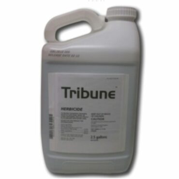 Tribune is a fast acting herbicide and algaecide that desiccates plant tissue on contact.